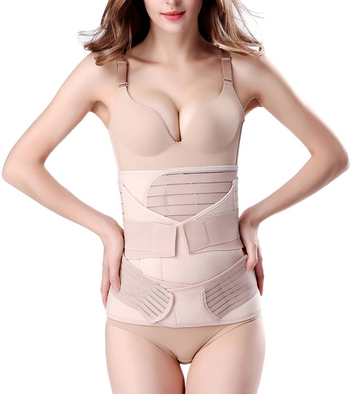Review of 3 in 1 Postpartum Support - Recovery Belly/waist/pelvis Belt