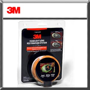 Review of 3M 39008 Headlight Lens Restoration System