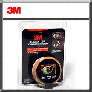 Review of 3M 39008 Headlight Lens Restoration System