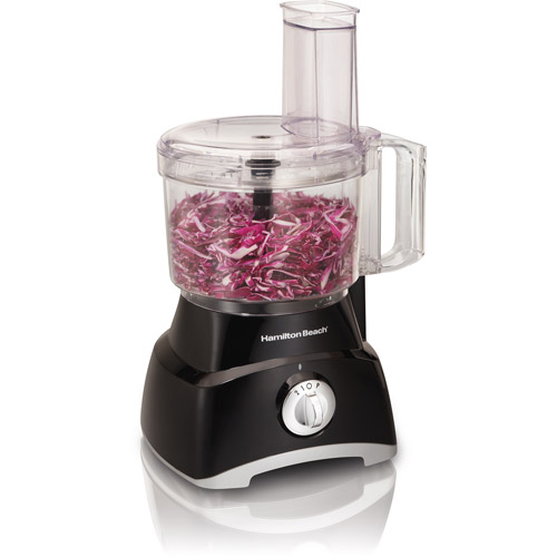 Review of Hamilton Beach Top Mount Food Processor - 70740