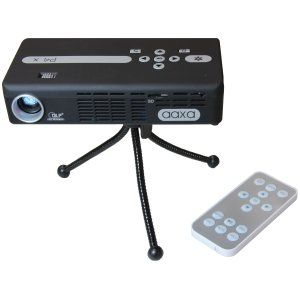 AAXA P4 P4X Pico Projector, 95 Lumens, Pocket Size