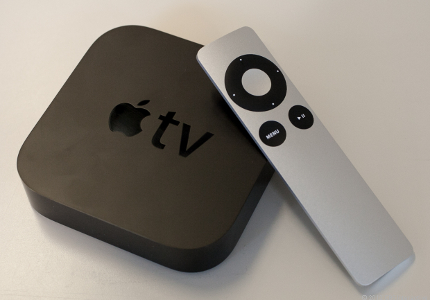 Apple TV Newest Version with 1080p HD (Model: MD199LL/A) - Reviews of Top 10 Father's Day Gift Ideas for Geek Dads