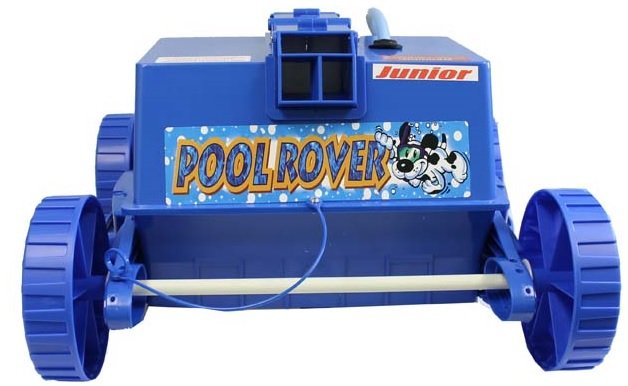 Review of Aquabot APRVJR Pool Rover Junior Robotic Above-Gro ...