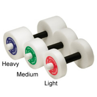 Review of Aquatic Exercise Dumbells/Hand Bars - Sold in Pairs - 3 Resistance Levels