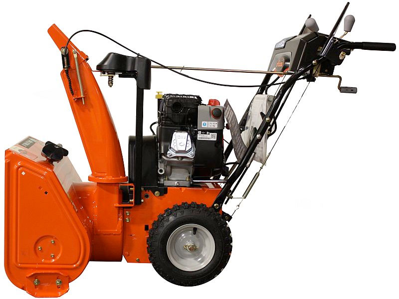 Review of - Ariens Compact Two-Stage Electric Start Gas Snow Blower - 22/
