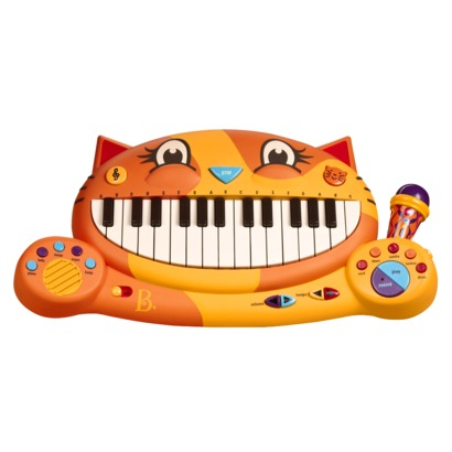 B. Meowsic Keyboard - Reviews of Top 10 Musical Instruments for kids