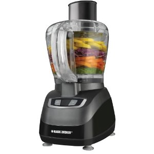 Review of Black & Decker FP1600B 8-Cup Food Processor, Black