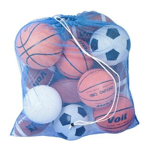 BSN Heavy-Duty Mesh Equipment Bag