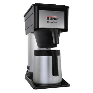 Review of - BUNN BT Velocity Brew 10-Cup Thermal Carafe Home Coffee Brewer