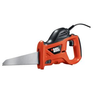 Black & Decker PHS550B 3.4 Amp Powered Handsaw with Storage Bag - Reviews of Top 10 Garage and Home Organizers for Clutter Free Living