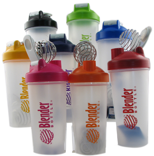 BlenderBottle Classic 20 oz. and 28 oz. - Reviews of Top 10 Baby Bottles and Accessories - For Good Feeding Times