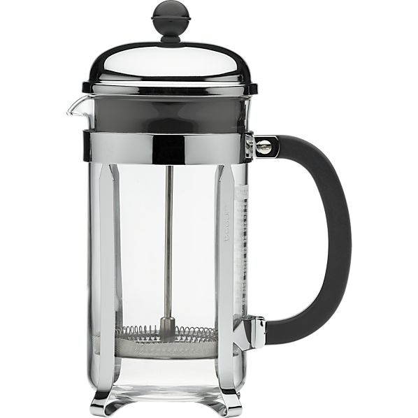 Bodum Chambord Coffee Press - Reviews of Top 10 Coffee & Espresso Makers - Enjoy Every Sip of Your Coffee!