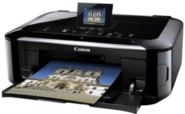 Review of Canon PIXMA MG5320 Wireless Inkjet Photo All-in-On ...