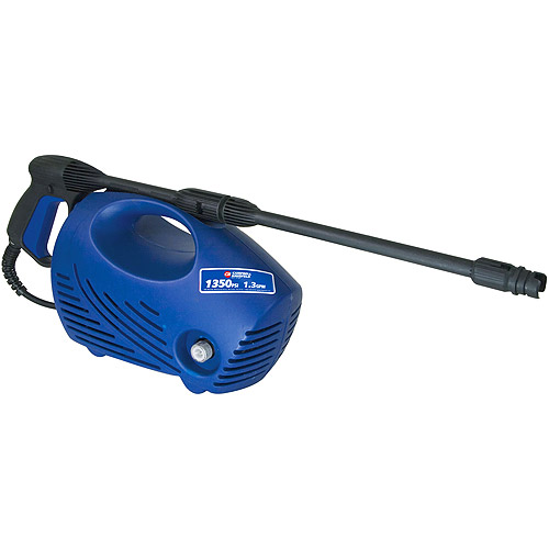 Review of - Campbell Hausfeld PW1350 Pressure Washer