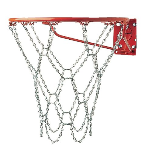 Review of Champion Sports Heavy-Duty Steel Chain Basketball Net