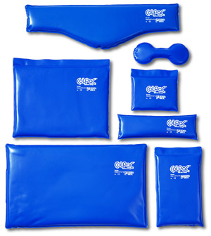 Chattnooga Colpac Cold Therapy, Blue Vinyl