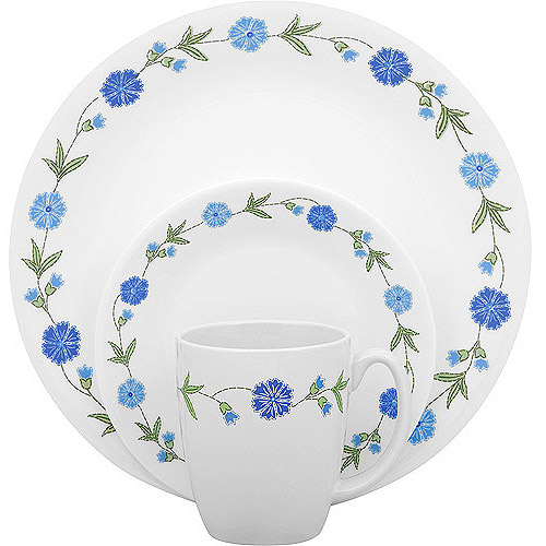 Review of Corelle Livingware 16-Piece Dinnerware Set, Servic ...