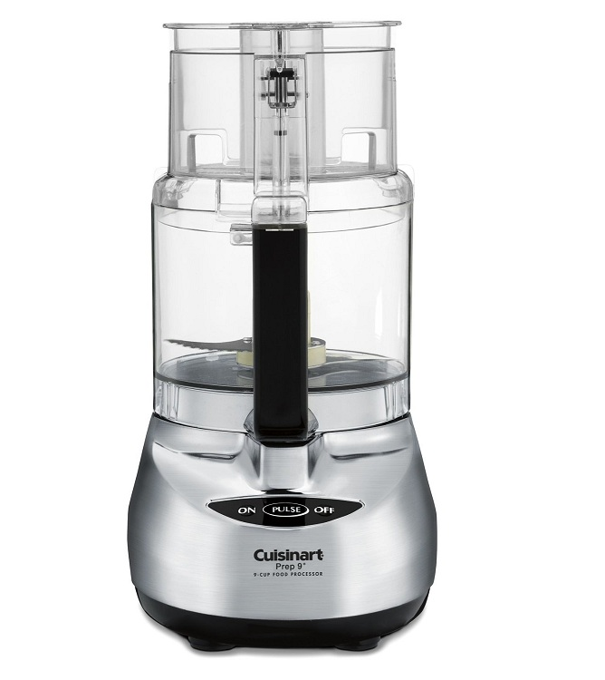 Cuisinart DLC-2009CHB Prep 9 9-Cup Food Processor - Reviews of Top 10 Kitchen Appliances for Moms who love cooking