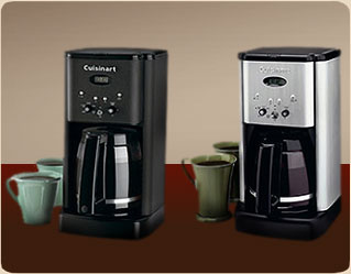 Cuisinart DCC-1200 Brew Central 12-Cup Programmable Coffeemaker - Reviews of Top 10 Coffee & Espresso Makers - Enjoy Every Sip of Your Coffee!