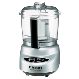 Cuisinart DLC-2A Mini-Prep Plus Food Processor - Reviews of Top 10 Kitchen Appliances for Moms who love cooking