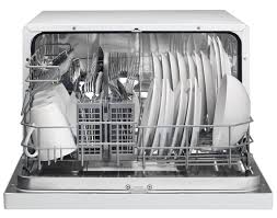 Review of Danby DDW611WLED Countertop Dishwasher