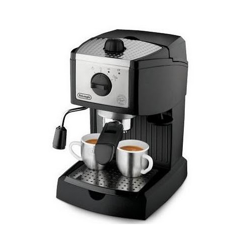 De'Longhi EC155 15 BAR Pump Espresso and Cappuccino Maker - Reviews of Top 10 Coffee & Espresso Makers - Enjoy Every Sip of Your Coffee!