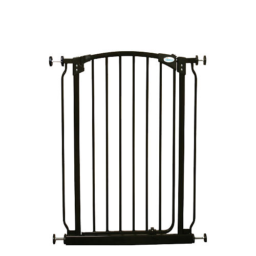 Review of Dreambaby Madison Xtra Tall Swing Close Gate Combo ...