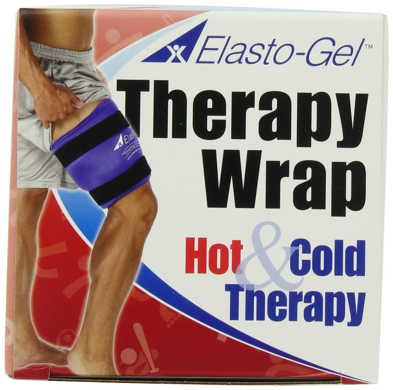 Review of Elasto-Gel All Purpose Hot/Cold Therapy Wrap