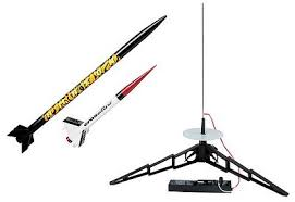 Review of Estes 1469 Tandem-X Launch Set