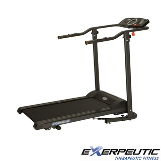 Exerpeutic 440XL Super Heavy Duty Walking Treadmill with Wide Belt - Reviews of Top 10 Exercise Equipment - Get Fit and Healthy!
