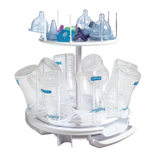 The First Years Spinning Drying Rack - Reviews of Top 10 Baby Bottles and Accessories - For Good Feeding Times