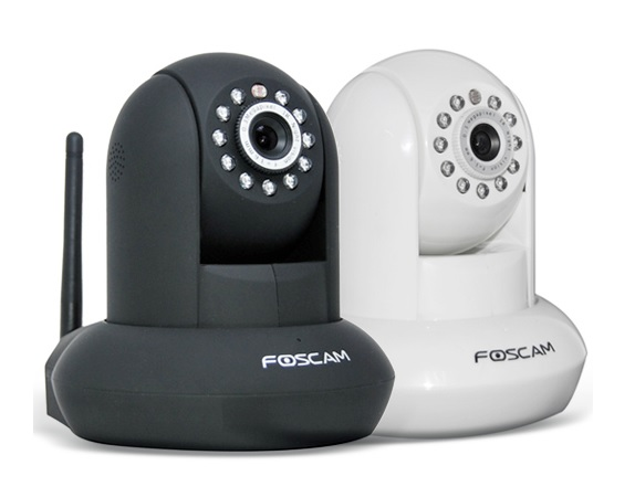 Review of Foscam FI8910W Pan & Tilt IP/Network Camera with T ...