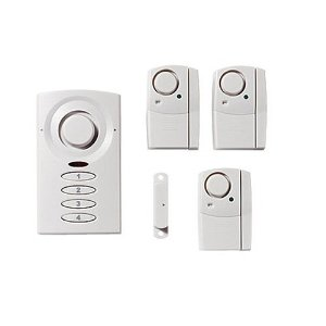 Review of GE 51107 Smart Home Wireless Alarm System Kit