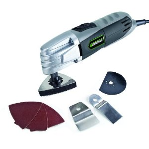 Genesis GMT15A Multi-Purpose Oscillating Tool - Reviews of Top 10 Power and Hand Tools - Do-It-YourSelf!
