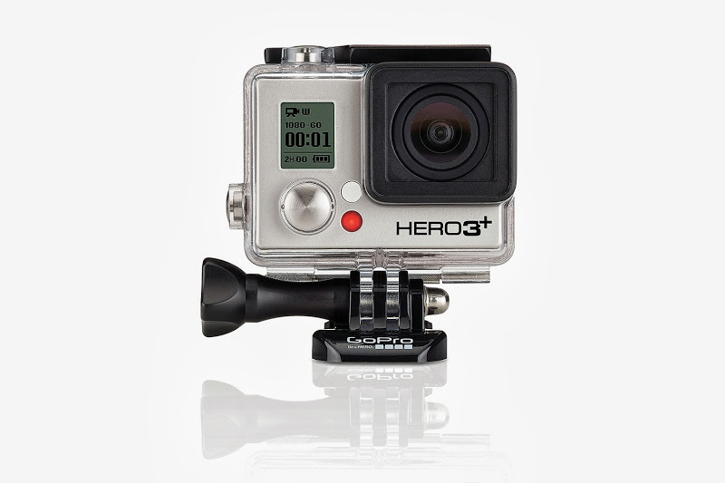 GoPro - Hero3+ - Reviews of Top 15 Mother's Day Gift Ideas for Active and Outdoorsy Moms