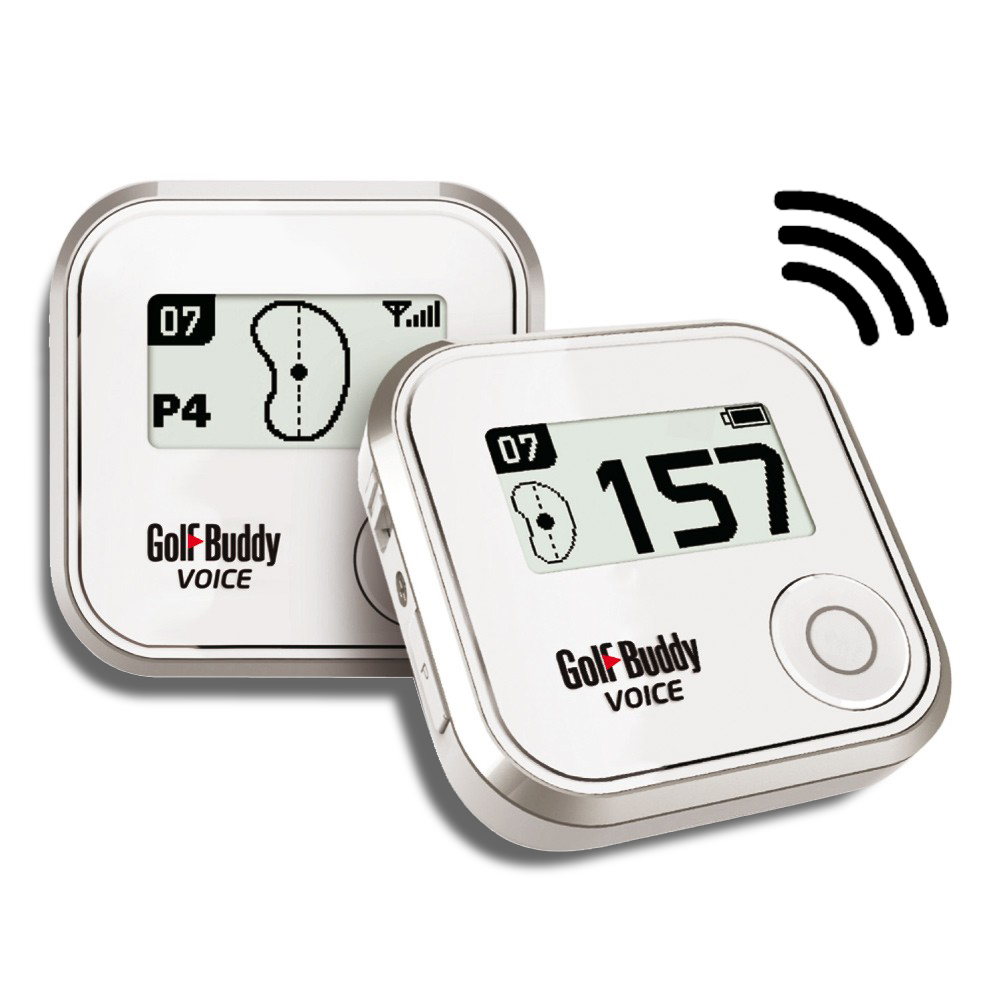 GolfBuddy Voice GPS Rangefinder - Reviews of Top 10 Golf Items - Play Your Best Game!