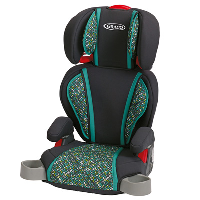 Review of Graco Highback TurboBooster Car Seat