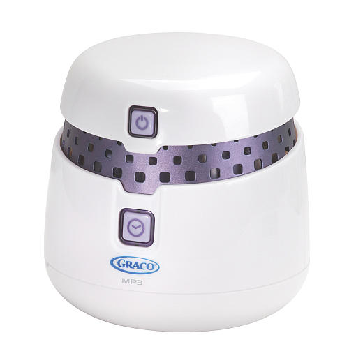 Review of Graco Sweet Slumber Sound Machine