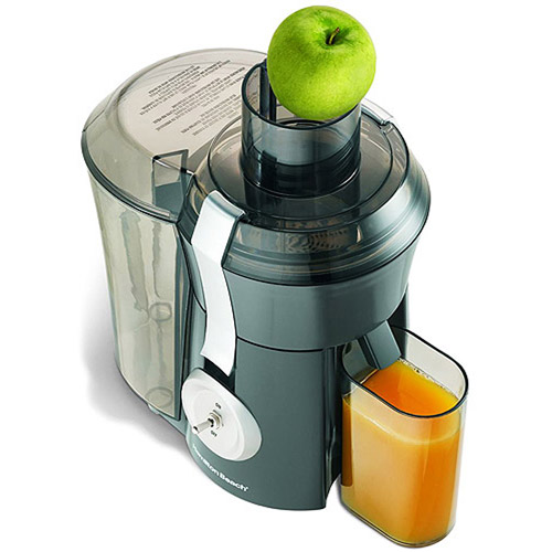Hamilton Beach 67650 Big Mouth Pro Juice Extractor - Reviews of Top 10 Kitchen Appliances for Moms who love cooking