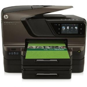 Review of HP Officejet Pro 8600 Premium All-in-One Wireless  ...