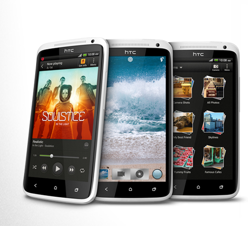 Review of HTC One X