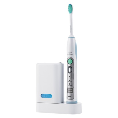 Review of Philips Sonicare Flexcare Rechargeable Power Toothbrush w/ UV Sanitizer HX6932/10