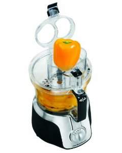 Hamilton Beach Big Mouth Deluxe 14-Cup Food Processor - 70575 - Reviews of Top 10 Kitchen Appliances for Moms who love cooking