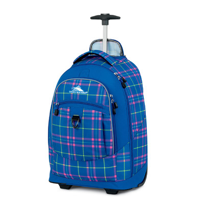 Review of High Sierra Chaser Wheeled Book Bag