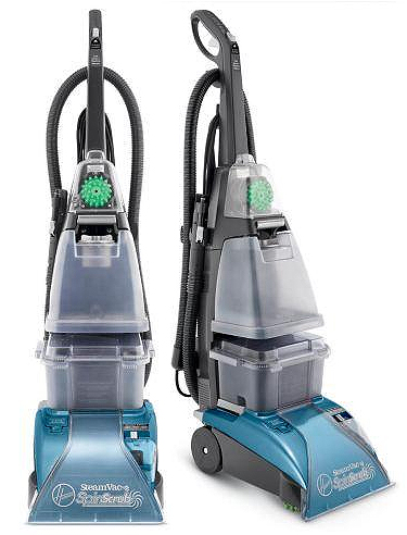 Review of Hoover SteamVac Carpet Cleaner with Clean Surge, F ...