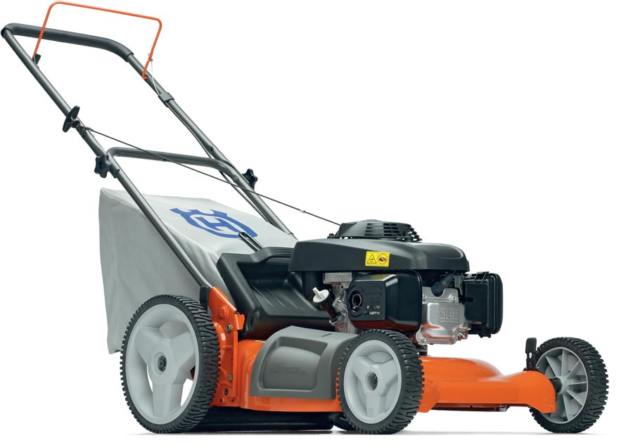Review of Husqvarna 7021P 21-Inch 160cc Honda GCV160 Gas Powered 3-N-1 Push Lawn Mower With High Rear Wheels