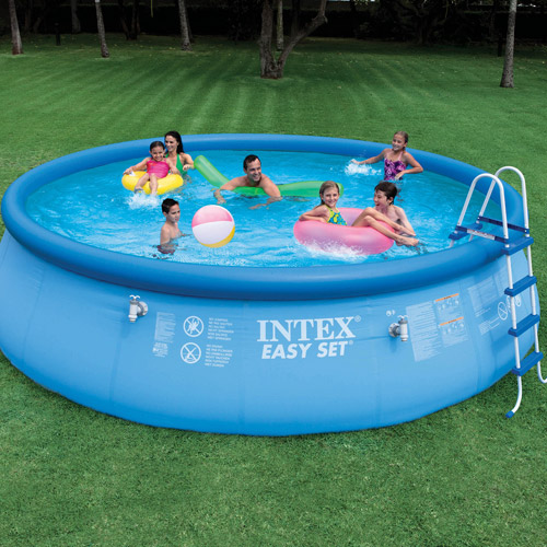Review of Intex Easy Set Swimming Pool 18x48