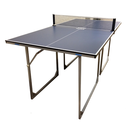 JOOLA Midsize Table Tennis Table - Reviews of Top 10 Table Tennis Tables and Accessories - Ping-Pong and Spin The Ball!