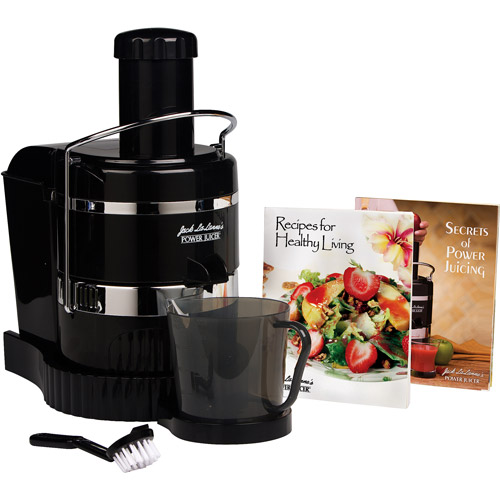 Review of Jack LaLanne Power Juicer - JLPJBL