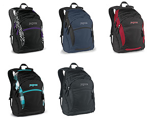 JanSport Wasabi Backpack - Reviews of Top 10 Backpacks and Roller Backpacks for Back to School